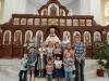 Детский хор на Божественной Литургии