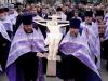 Крестный ход в канун Крестопоклонной недели Великого поста 2016
