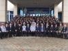 Присяга первокурсников Ставропольского филиала Краснодарского университета МВД России