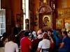 Собеседование крещаемых и крестных восприемников