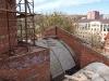 Своды на крыше