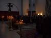 Великое повечерие с чтением Великого канона прп. Андрея Критского  2015