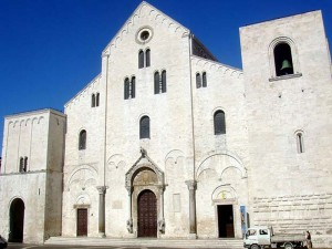 Базилика Сан Никола (верхний храм), г. Бари, Италия