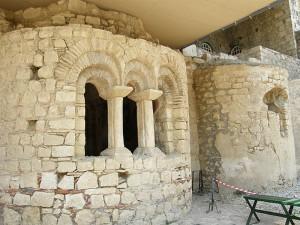 Руины храма св. Николая в Мирах Ликийских (современный г. Демре, Турция)